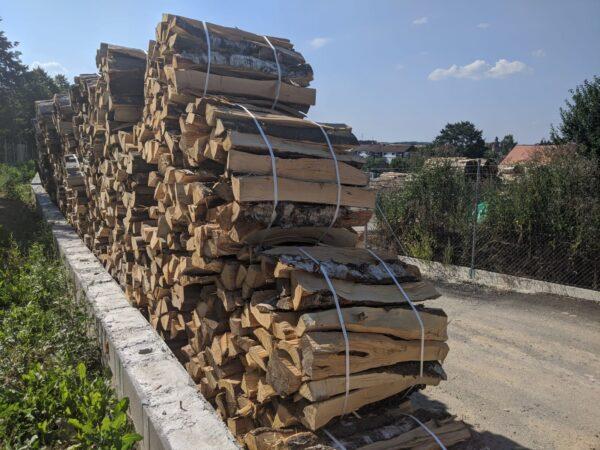 Bříza palivové dřevo